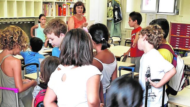 El curso escolar en Primaria ya ha comenzado en comunidades como Valencia
