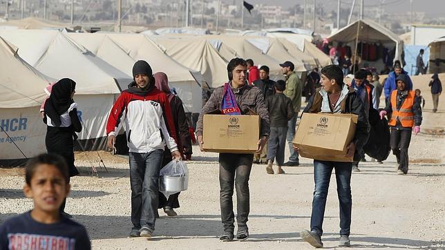La guerra en Siria deja a más de un millón de personas sin acceso a alimentos