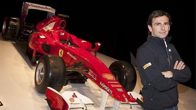 Ferrari ficha a De la Rosa