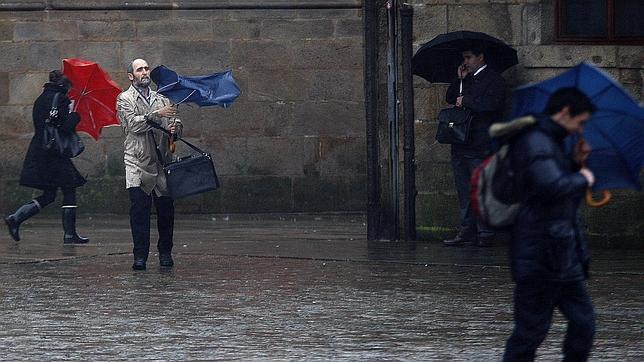 Por Qué Llueve Tanto En Galicia
