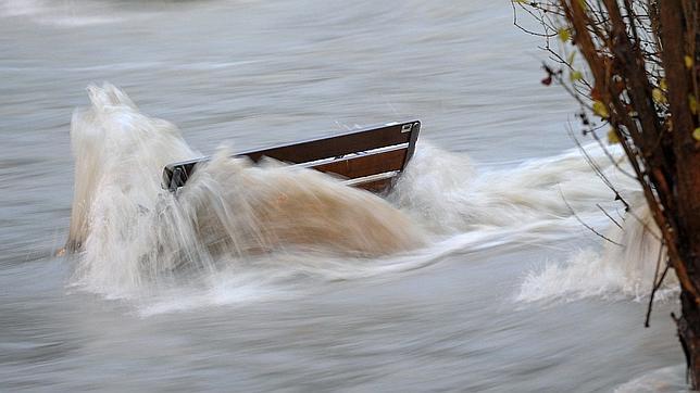 Navarra, País Vasco y Aragón siguen el alerta por el mal tiempo