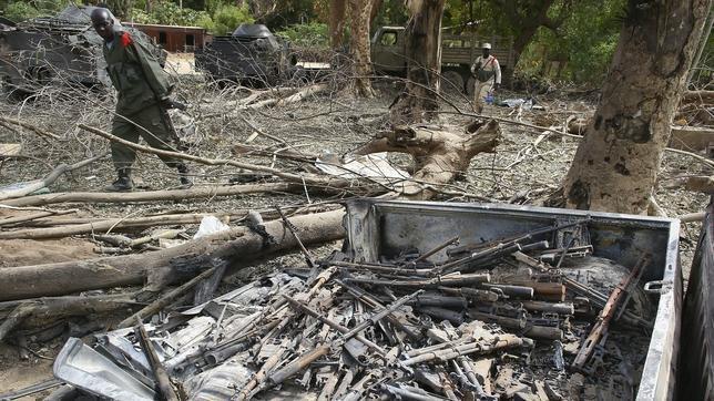 La ofensiva francesa ataca directamente un «centro de comando terrorista» en Tombuctú, Malí