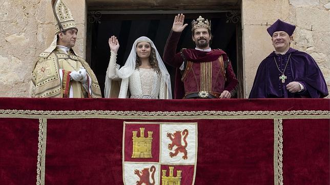 TVE empezará a grabar la segunda temporada de «Isabel»