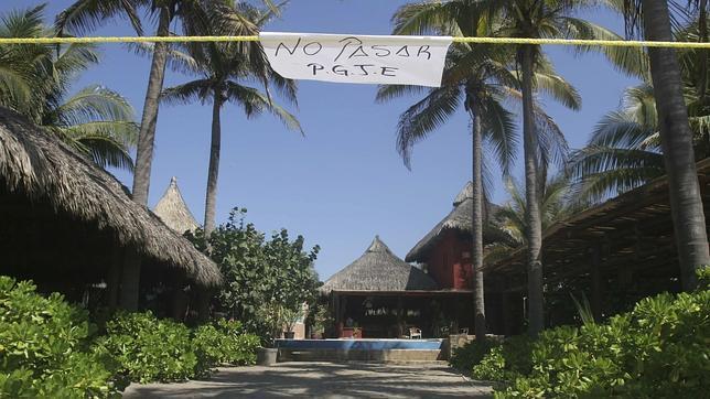 El alcalde de Acapulco admite que el lugar en el que fueron violadas las turistas españolas carecía de seguridad