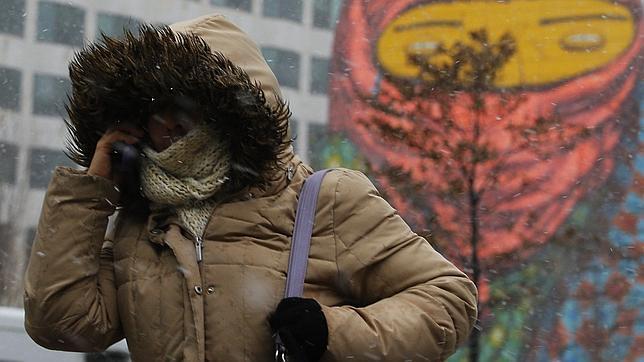 Estados Unidos teme la gran tormenta de nieve Nemo tres meses después de Sandy