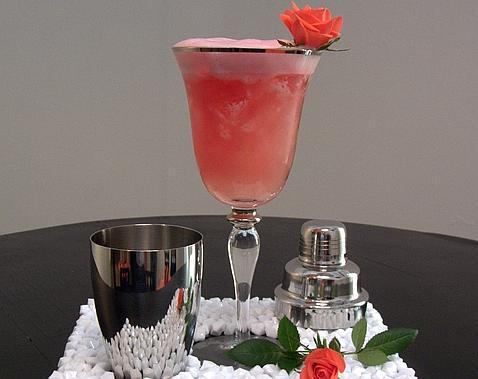 El cóctel perfecto para San Valentín