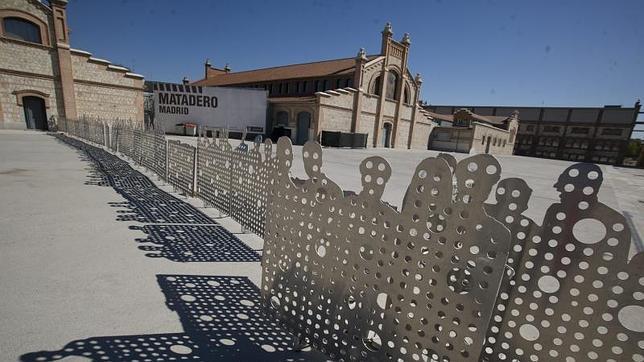 Instalaciones de Matadero Madrid