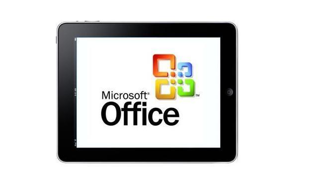 El negocio de Microsoft con el Office para iPad
