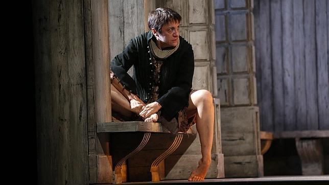 Blanca Portillo defiende el teatro «desde la honestidad, la verdad y la emoción»