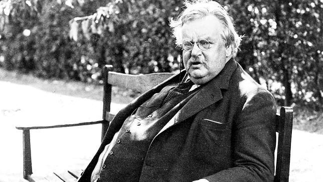 Chesterton: feo, católico, sentimental... y peleón