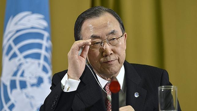 Ban Ki-moon envía condolencias a Venezuela tras la muerte de Hugo Chávez