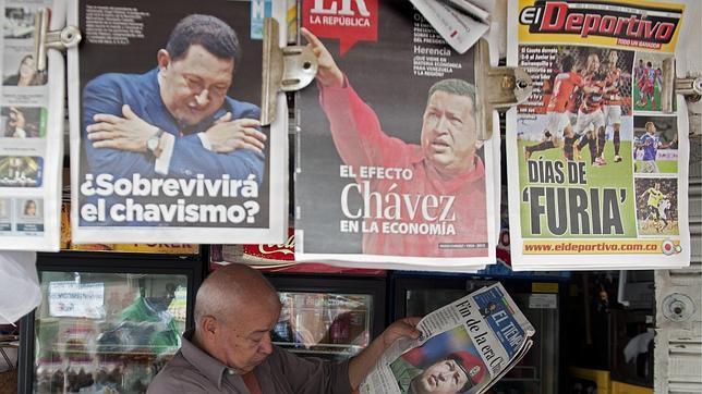 A Colombia le preocupa el proceso de paz sin Chávez