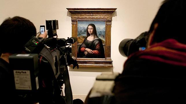 Un libro revive el mito de la «Gioconda» del Prado