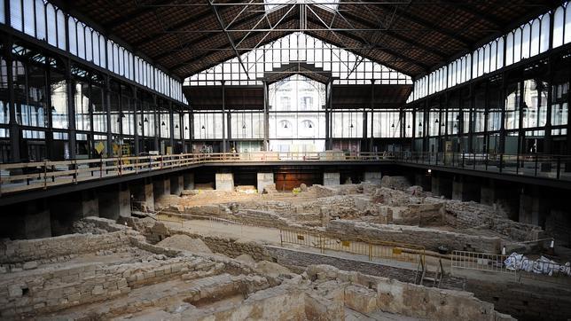 El centro cultural del Born, en Barcelona, será uno de los epicentros de la conmemoración del 1714