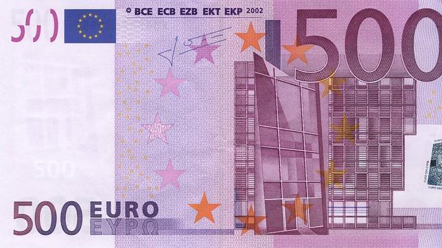 Si los billetes de 500 euros hablaran