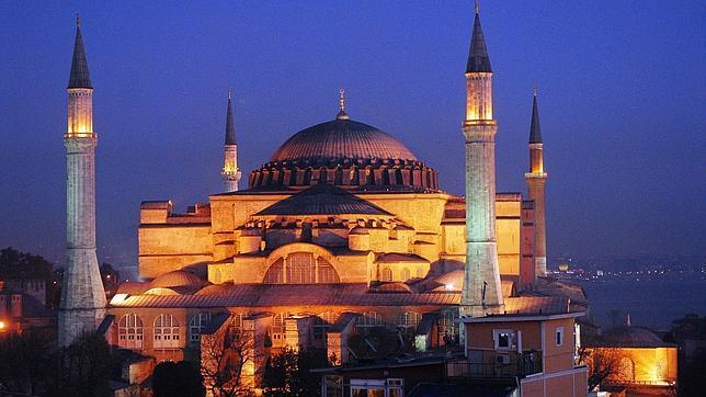 Campaña en Turquía para convertir la  Iglesia de Santa Sofía en mezquita