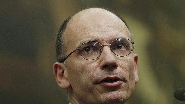 Letta logra formar Gobierno y presenta su lista de ministros a Napolitano