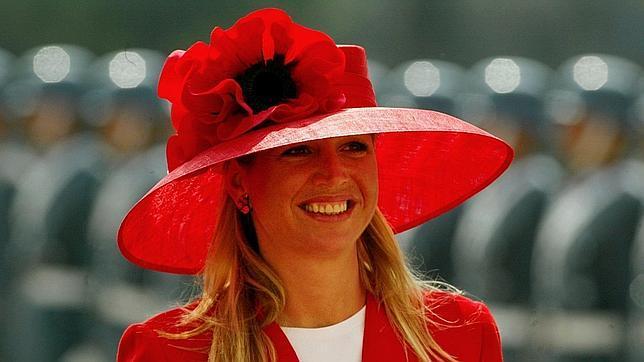 Alexia de Holanda: la más Zorreguieta del clan Orange