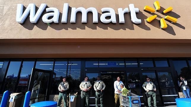 Walmart españa