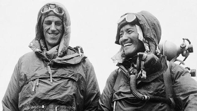 Hillary, tras coronar el Everest: «Hemos noqueado a ese bastardo»