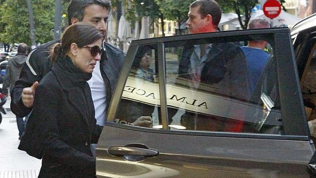 La policía confirma que Mario Biondo, marido de Raquel Sánchez Silva, se quitó la vida