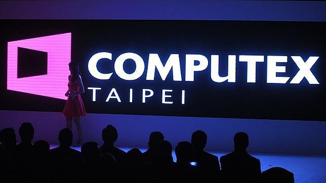 Escenario principal de Computex 2013