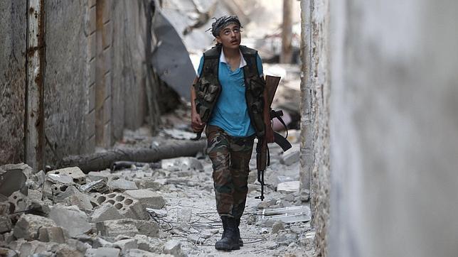 La ONU confirma el uso de armas químicas en Siria y advierte de la creciente «brutalidad»