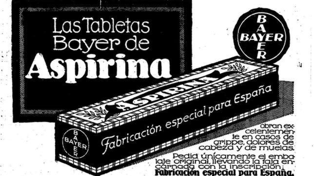 El descubrimiento de la Aspirina: De la corteza de sauce a una fábrica de tintes