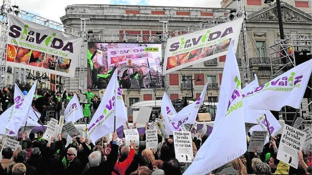 España es el país de Europa en el que más aumenta el número de abortos