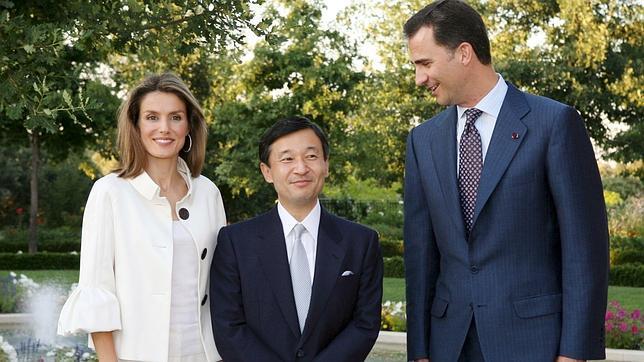 El Príncipe heredero de Japón llega hoy a España para inaugurar Año Dual hispano-nipón