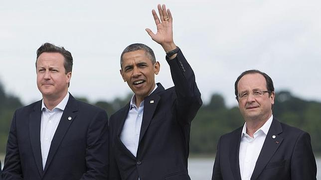 El G-8 insta a compartir información de forma automática para frenar la evasión fiscal