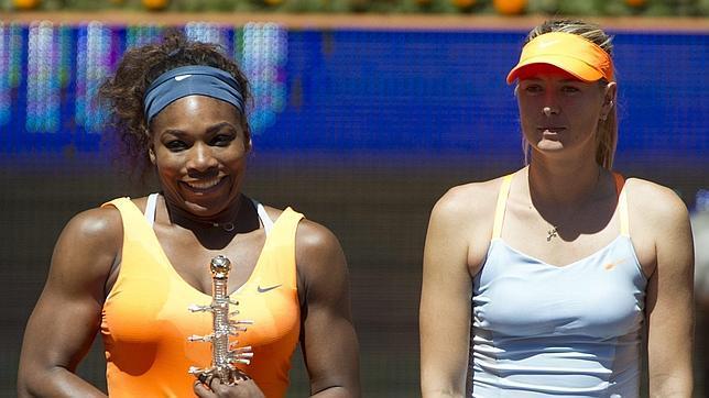 Serena Williams Y Maria Sharapova Se Pelean Por El Tenista Grigor Dimitrov