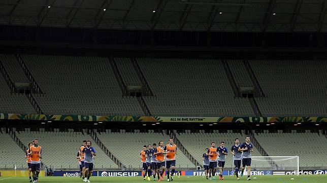 Copa Confederaciones: España, con Torres y Casillas, pero sin Cesc contra Italia