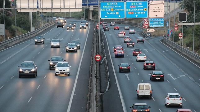 Más de 2.000 víctimas de tráfico en 5 años en tan solo 180 tramos de carretera