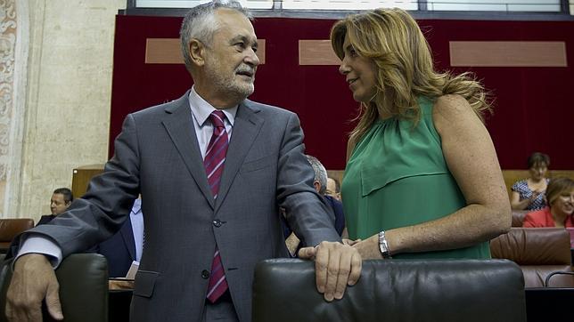 Griñán afirma que no apoyará a ningún candidato para no «condicionar el futuro»