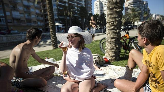 Los hoteleros prevén un verano mejor que en 2012 gracias al turismo extranjero