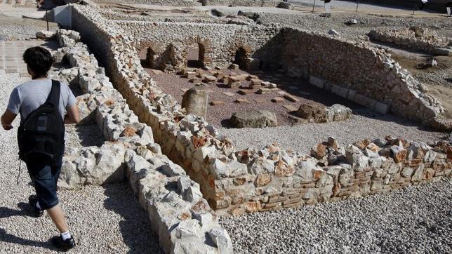 Uno de los yacimientos donde se realizará esta actividad es la ciudad romana Complutum, en Alcalá de Henares