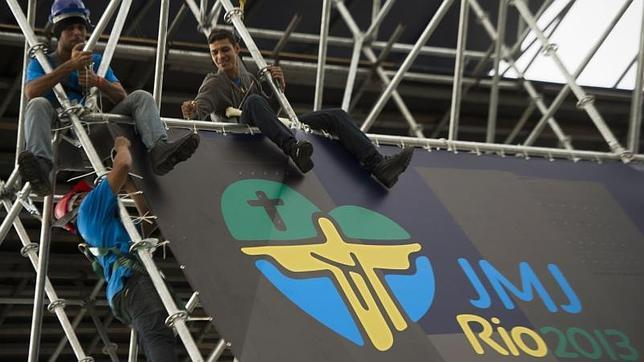 El Papa no utilizará el «papamóvil» blindado en la JMJ de Río de Janeiro
