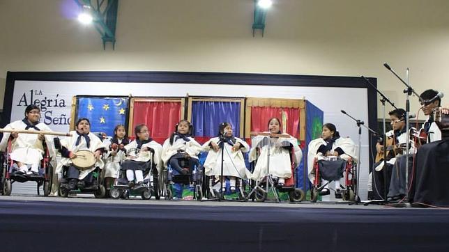 Jóvenes con discapacidad mostrarán su espíritu luchador durante la JMJ