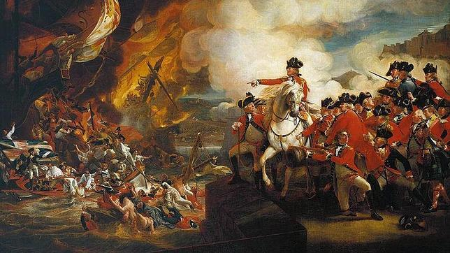 El Gran Asedio: la última vez que España quiso recuperar Gibraltar por las bravas