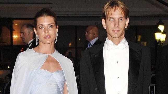 Carlota y Andrea Casiraghi, hijos de Carolina de Mónaco, planean sus enlaces matrimoniales