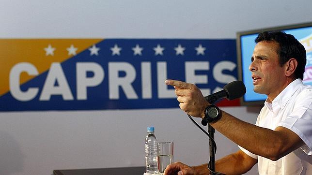 Capriles dice estar listo para su posible arresto y tacha de «circo» las denuncias contra él