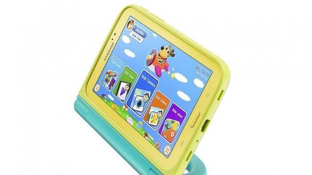Samsung lanzará un «tablet» para niños
