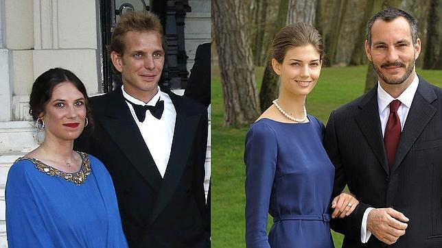 Los Grimaldi frente a los Aga Khan: duelo de glamour en las dos bodas del año