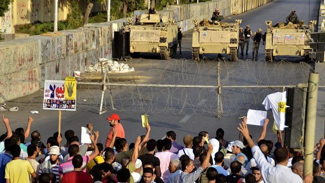 Seis muertos y 190 heridos tras una nueva jornada de protestas en Egipto