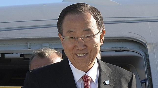 Ban Ki-moon insta a los líderes del G-20 a encontar una solución política en Siria