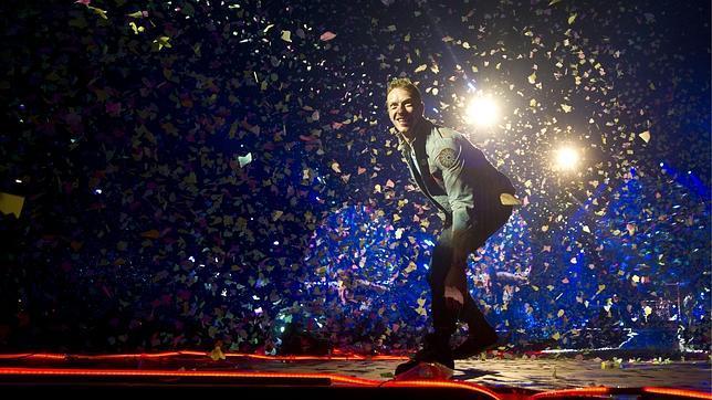 Coldplay lanza «Atlas», dentro de la banda sonora de la secuela de «Los Juegos del hambre»