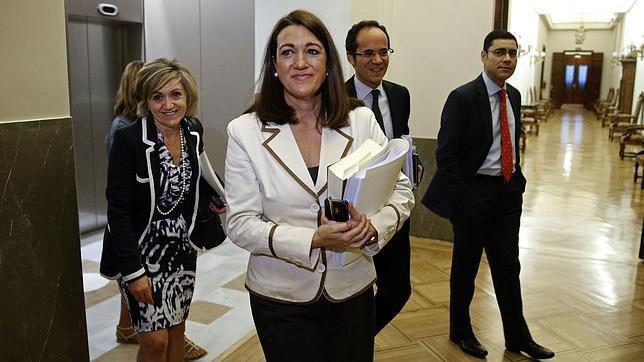 El PSOE acusa a la juez Alaya de generar una «imputación mediática» de Chaves y Griñán