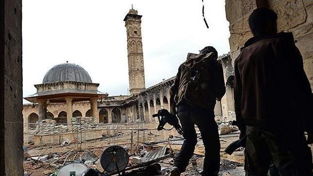 Blue Shield pide a Obama que proteja el Patrimonio Cultural de Siria