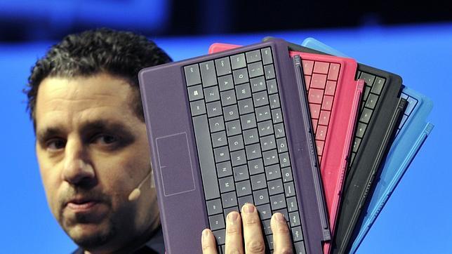 Microsoft presenta la nueva generación de sus tabletas Surface
